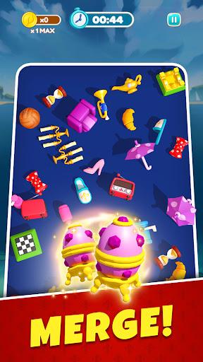 Royal Merge 3D: Match Objects screenshots 1