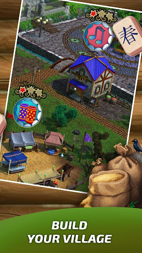 Mahjong Village screenshots 13