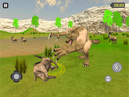 jungle werewolf monster rpg -bigfoot forest hunter screenshots 8