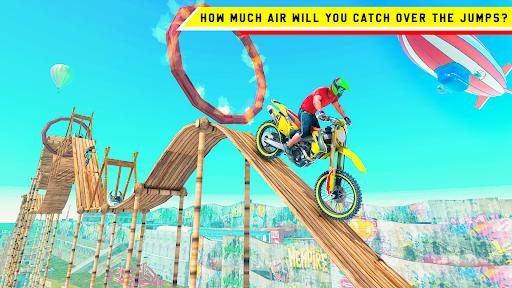 Stunt Bike 3D Race - Bike Racing Games apkpoly screenshots 8
