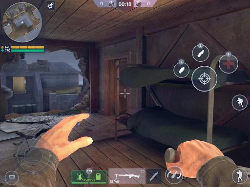 World War 2 - Battle Combat (FPS Games) modavailable screenshots 9
