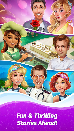 The Love Boat: Puzzle Cruise u2013 Your Match 3 Crush! screenshots 6