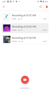 Screen Recorder v0.8 [Paid] by Linux Authority 2