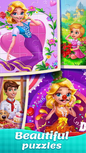 Candy Sweet Legend - Match 3 Puzzle 5.2.5030 screenshots 4