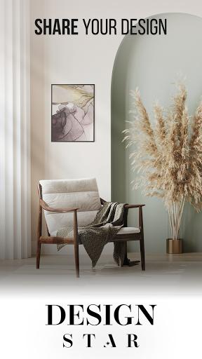 Home Design Star : Decorate & Vote  screenshots 12