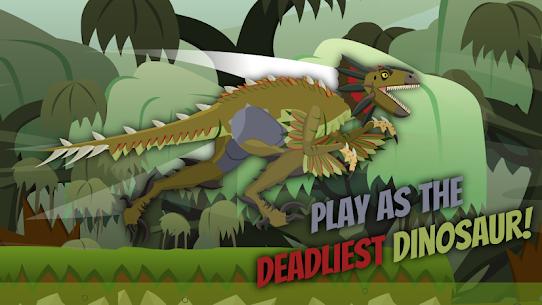 Hybrid Deadly Dinosaur: World Terror Game Hack & Cheats 1