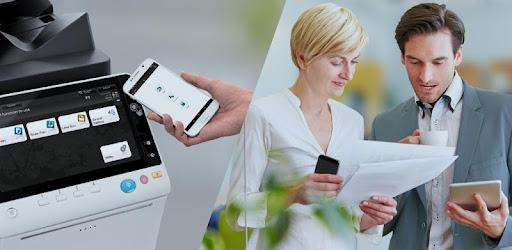 Konica Minolta Mobile Print Apps On Google Play