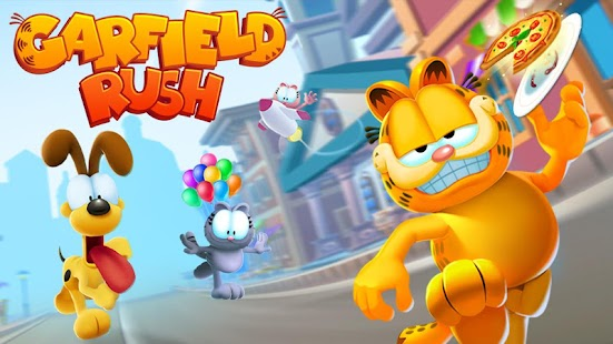 Garfield™ Rush Screenshot