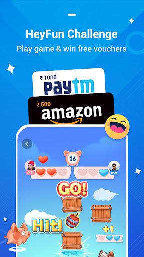 HeyFun - Play instant games & Meet new friends  screenshots 9