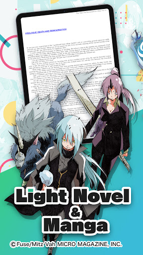 BOOKu2606WALKER - eBook App For Manga & Light Novels android2mod screenshots 13