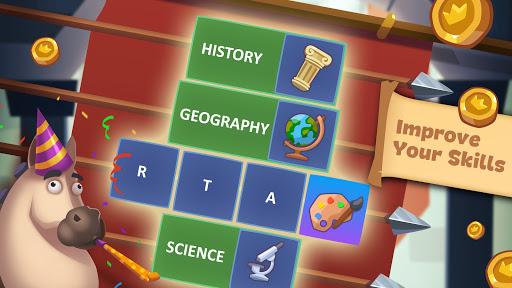 Word Logic - Your trivia teammate apkmr screenshots 24