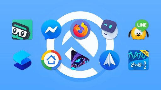 Download APK: Perfect Icon Pack v11.4 [Patched]