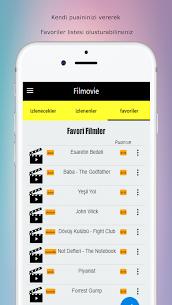 Filmovie –  Film ve Dizi Takip Uygulaması 3