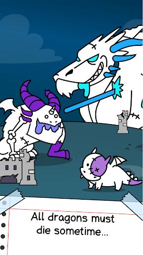 Zombie Dragon Evolution - Create Epic Monsters  screenshots 1