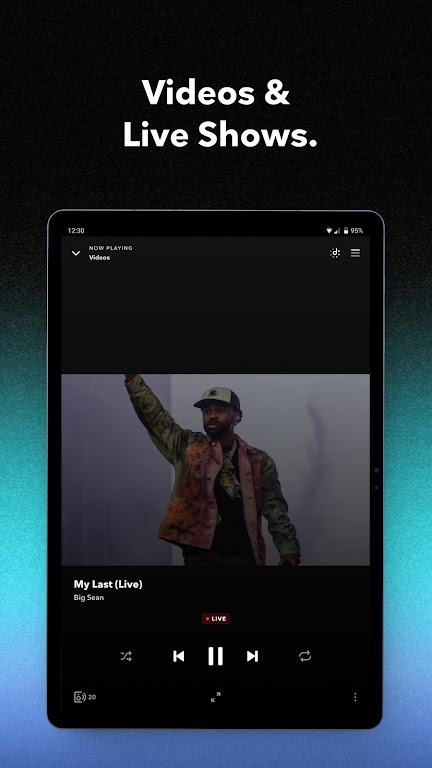 TIDAL Music - Hifi Songs, Playlists, & Videos  poster 11