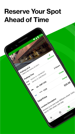 ParkMobile - Find Parking 9.14.0.52300 Screenshots 2