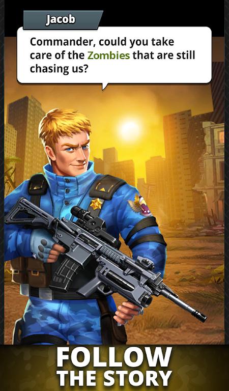 Puzzle Combat: Match-3 RPG poster 20