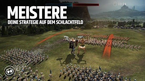 Dawn of Titans: Kriegsstrategie-RPG Screenshot