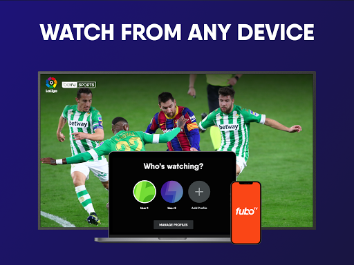 fuboTV: Watch Live Sports, TV Shows, Movies & News Apkfinish screenshots 9