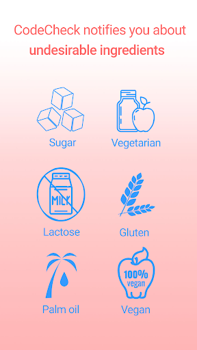 CodeCheck: Food & Cosmetic Product Scanner  screenshots 6