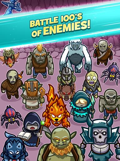 Merge Kingdoms - Tower Defense apkpoly screenshots 20