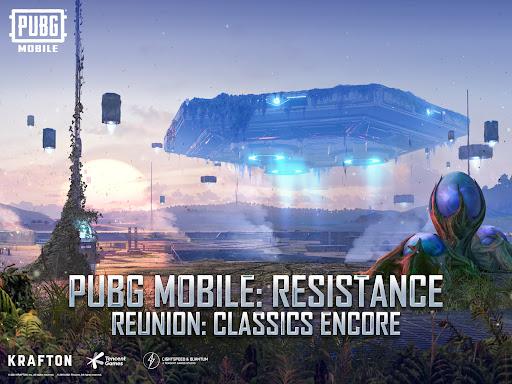 PUBG MOBILE: RESISTANCE