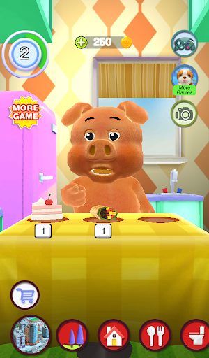 Talking Piggy modavailable screenshots 12