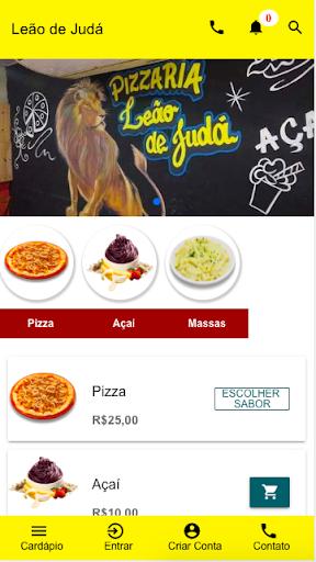 Pizzaria Leu00e3o de Judu00e1  screenshots 1