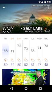 KSL News - Utah breaking news, weather, and sports 2.11.11 screenshots 4