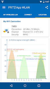 FRITZ!App WLAN Screenshot