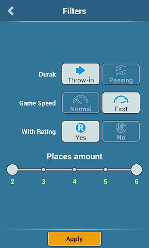 Durak Online HD  screenshots 8