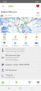 iSKI Austria – Ski, Snow, Resorts info, Tracking Screenshot