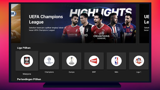 Vidio TV - Watch Video, TV & Live Streaming  Screenshots 2