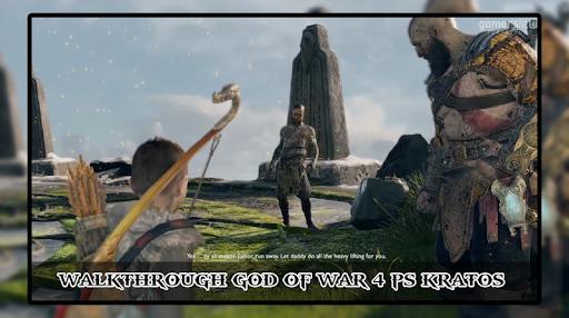 The Walkthrough for God of War 4 PS Kratos 1.0 Screenshots 4