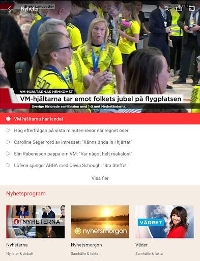 TV4 Play android2mod screenshots 16
