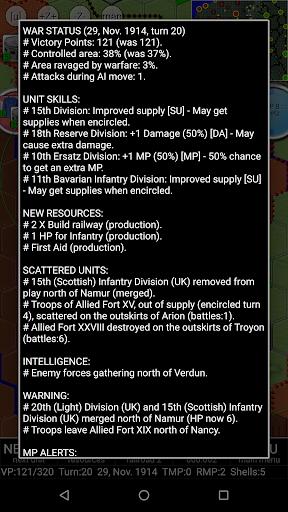 First World War: Western Front screenshot