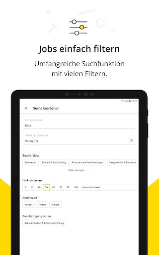 Jobbu00f6rse - Jobs finden auf meinestadt.de android2mod screenshots 12