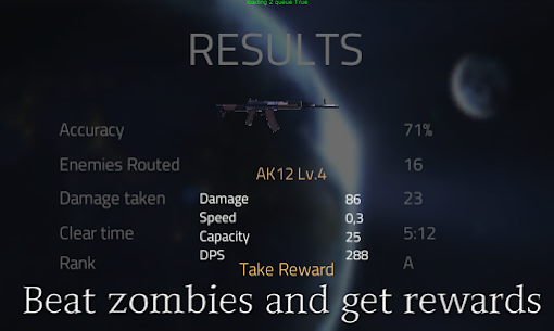 Evil Rise: Zombie Resident Mod Apk (Unlimited Golds) 4