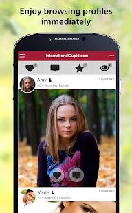 InternationalCupid - International Dating App 4.2.1.3407 Screenshots 2