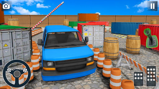 New Truck Parking 2020: Hard PvP Car Parking Games 1.6.9 screenshots 12