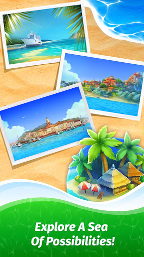 The Love Boat: Puzzle Cruise u2013 Your Match 3 Crush! screenshots 5