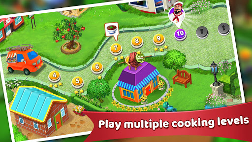 Cooking Race u2013 ud83dudc68u200dud83cudf73Chef Fun Restaurant Game  Screenshots 8