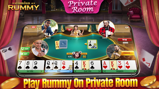 Indian Rummy Comfun-13 Cards Rummy Game Online 6.3.20201221 screenshots 5