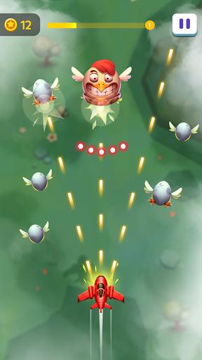 Chicken Shooter – Shootero Sky Battle 2021  screenshots 1