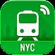 MyTransit NYC Subway, MTA Bus, LIRR & Metro North