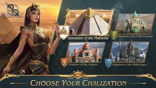 War Eternal - Rise of Pharaohs screenshots 1