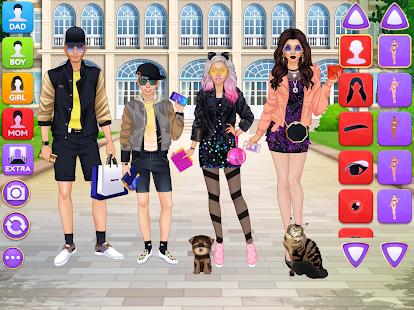 Superstar Family - Celebrity Fashion screenshots 9