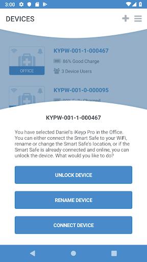 Motorola Smart Safe 2.0.26 Screenshots 5