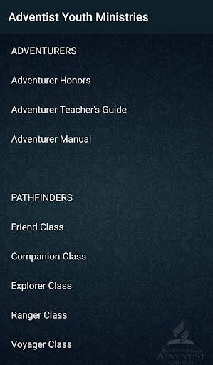 Adventist Youth Ministry  screenshots 2