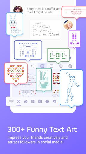 Facemoji Emoji Keyboard:DIY, Emoji, Keyboard Theme 2.8.1 Screenshots 6